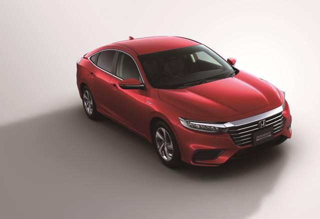 Honda Media Website|4輪製品リリース画像 -  『新型「INSIGHT」を発売』 (52705)