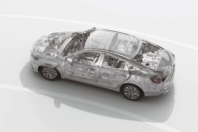 Honda Media Website|4輪製品リリース画像 -  『新型「INSIGHT」を発売』 (52706)