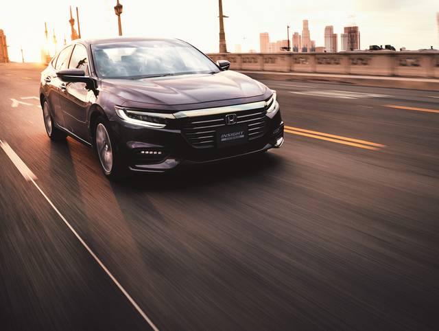 Honda Media Website|4輪製品リリース画像 -  『新型「INSIGHT」を発売』 (52707)