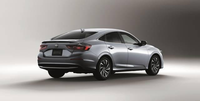 Honda Media Website|4輪製品リリース画像 -  『新型「INSIGHT」を発売』 (52708)