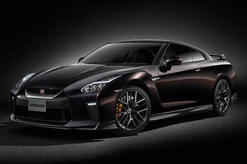 「NISSAN GT-R」特別仕様車、「大坂なおみ選手 日産ブランドアンバサダー就任記念モデル」の予約受付を開始 - 日産自動車ニュースルーム (52780)