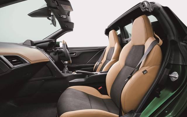 Honda | 「S660」に特別仕様車「Trad Leather Edition」を設定し発売 (52855)