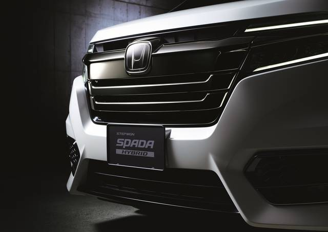 Honda | 「STEP WGN」に特別仕様車「BLACK STYLE」を設定し発売 (52864)