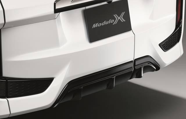 Honda | 「STEP WGN Modulo X」をマイナーモデルチェンジして発売 (52866)
