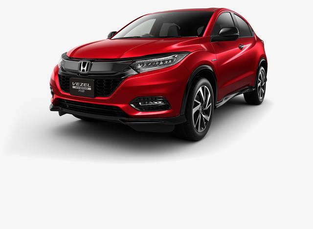 ヴェゼル|Honda (52895)