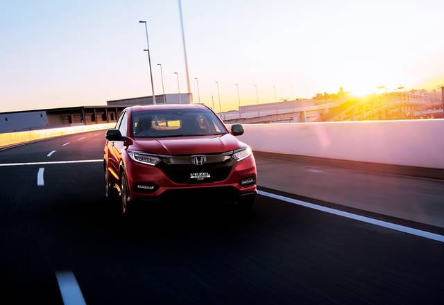 走行性能|性能・安全|ヴェゼル|Honda (52908)