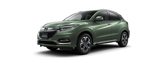 ハイブリッド車|タイプ・価格|ヴェゼル|Honda (52920)