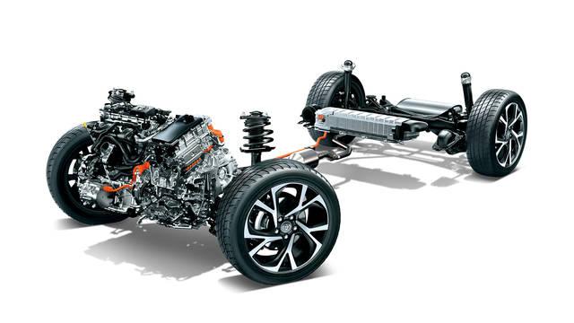 トヨタ C-HR | 走行性能 | トヨタ自動車WEBサイト (52940)