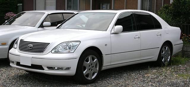 トヨタ・セルシオ