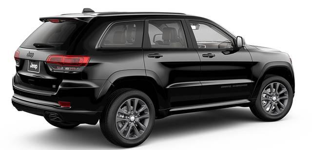 限定車「Jeep® Grand Cherokee S Model」を発売 | FCAジャパン株式会社 (53002)
