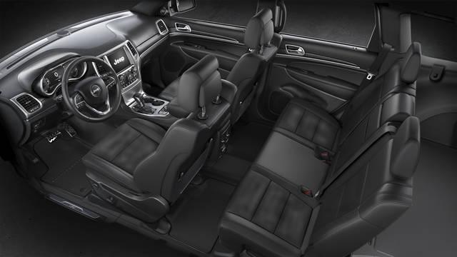 限定車「Jeep® Grand Cherokee S Model」を発売 | FCAジャパン株式会社 (53008)