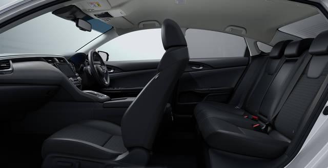 室内空間|インテリア|インサイト|Honda (53010)