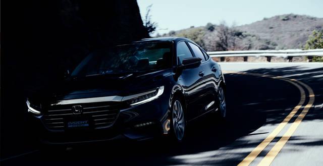 走行性能|性能・安全|インサイト|Honda (53034)