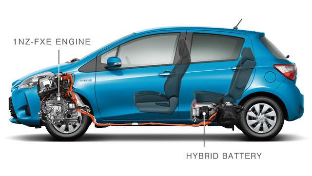 トヨタ ヴィッツ | 走行性能 | トヨタ自動車WEBサイト (53223)
