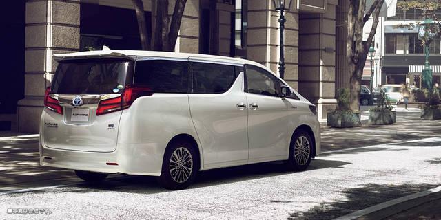 トヨタ アルファード | 外観 | トヨタ自動車WEBサイト (53327)