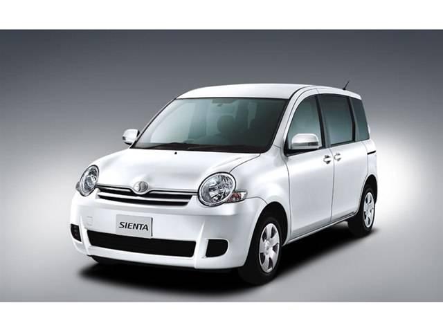 シエンタ 初代モデル(2003年〜2015年 一期は2...