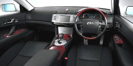 マークX(トヨタ)のモデル・グレード別カタログ情報|中古車の情報なら【グーネット】 (53401)