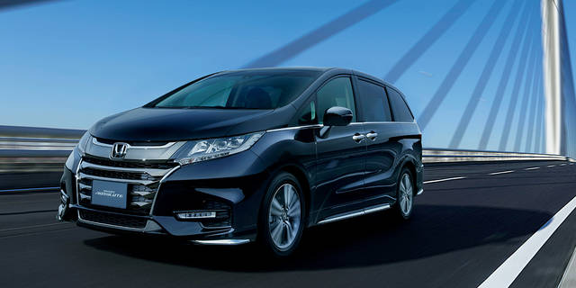 走行性能|安全・性能|オデッセイ|Honda (53456)