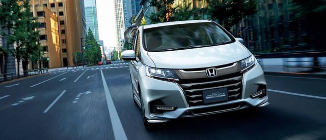 オデッセイ|Honda (53460)