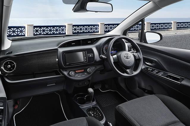 TOYOTA、ヴィッツ誕生20周年記念特別仕様車を発売 | TOYOTA | トヨタグローバルニュースルーム (53686)