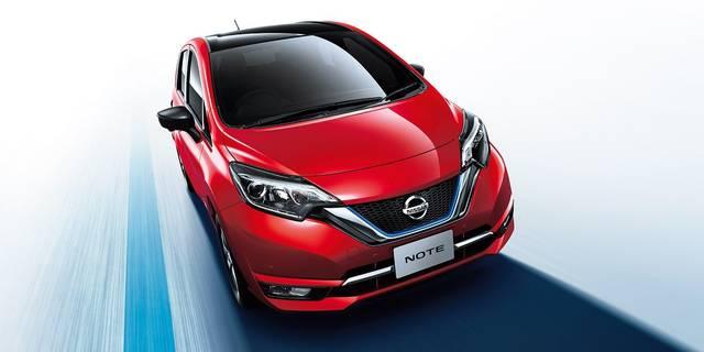日産:ノート [ NOTE ] 電気自動車 (e-POWER) | 外観・内装 (53721)