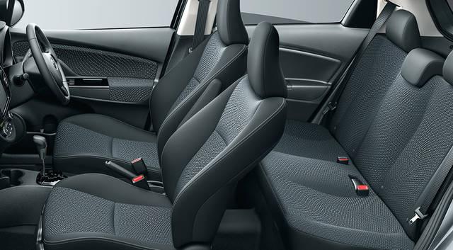 トヨタ ヴィッツ | 室内 | トヨタ自動車WEBサイト (53747)