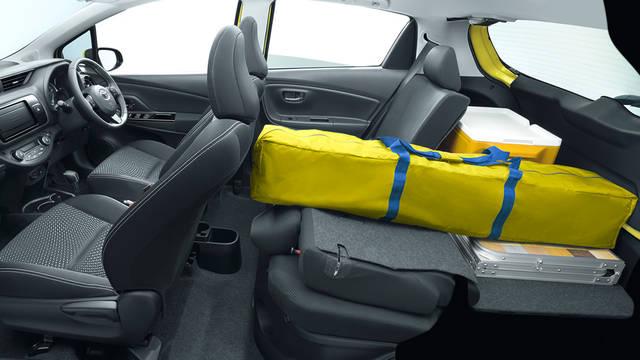 トヨタ ヴィッツ | 室内 | スペース | トヨタ自動車WEBサイト (53751)