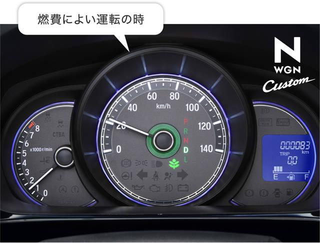 燃費・環境性能|性能・安全|N-WGN|Honda (53775)