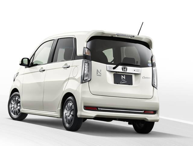 走行性能|性能・安全|N-WGN|Honda (53780)