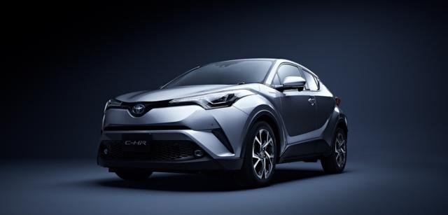 トヨタ C-HR | 外観 | トヨタ自動車WEBサイト (53799)