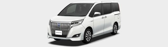 トヨタ エスクァイア | 外観 | トヨタ自動車WEBサイト (53969)