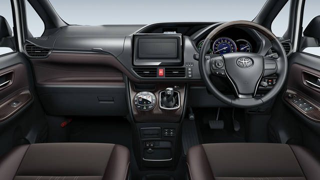 トヨタ エスクァイア | 室内 | トヨタ自動車WEBサイト (53972)