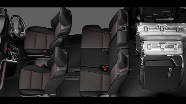 トヨタ エスクァイア | 室内 | スペース | トヨタ自動車WEBサイト (53979)