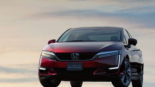 デザイン・カラー|スタイリング|クラリティ FUEL CELL|Honda (54035)