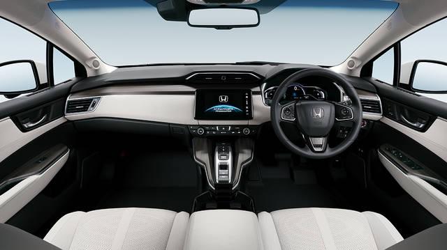 デザイン・カラー|インテリア|クラリティ FUEL CELL|Honda (54041)