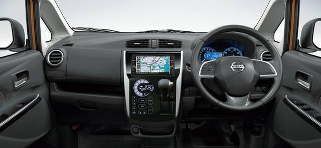 日産:デイズ [ DAYZ ] 軽自動車 | 外観・内装 (54073)