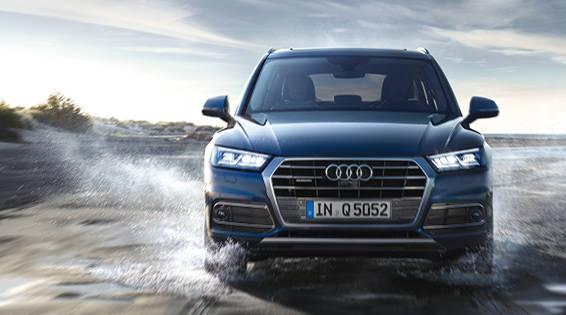 Audi Q5 > Q5 > アウディジャパン (54136)