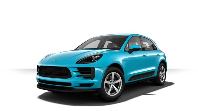 Porsche The new Macan - ポルシェジャパン (54308)