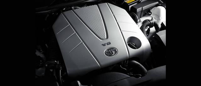 V6 3.5L自然吸気エンジン