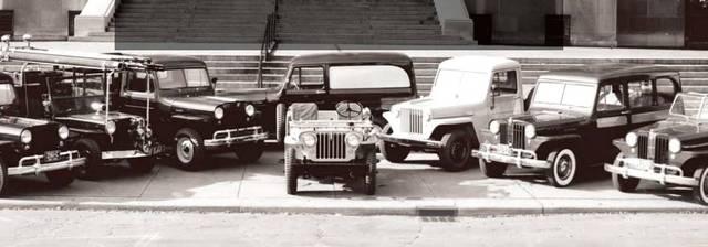 SUVの原型
