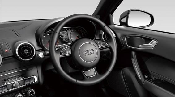 Audi A1 > A1 > アウディジャパン (54819)