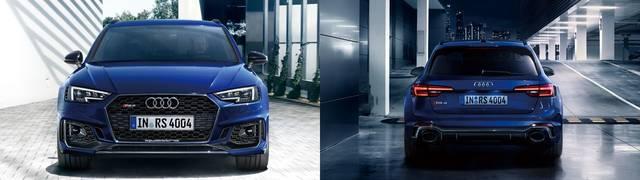 RS 4 Avant > A4 > アウディジャパン (55011)