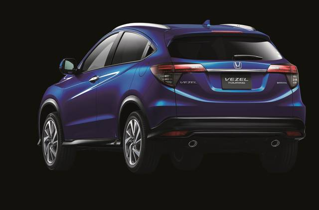 Honda | 1.5L VTEC TURBOエンジン搭載の「VEZEL TOURING・Honda SENSING」を発売 (55122)