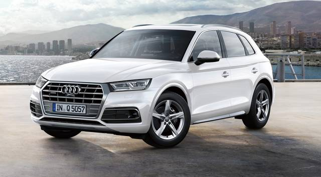 新型 Audi Q5 40 TDI quattroを発売 | Audi Japan Press Center - アウディ (55286)