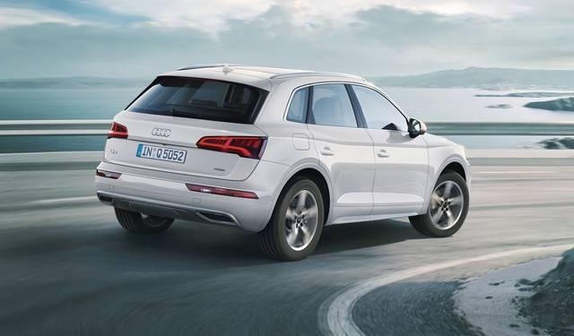 新型 Audi Q5 40 TDI quattroを発売 | Audi Japan Press Center - アウディ (55287)
