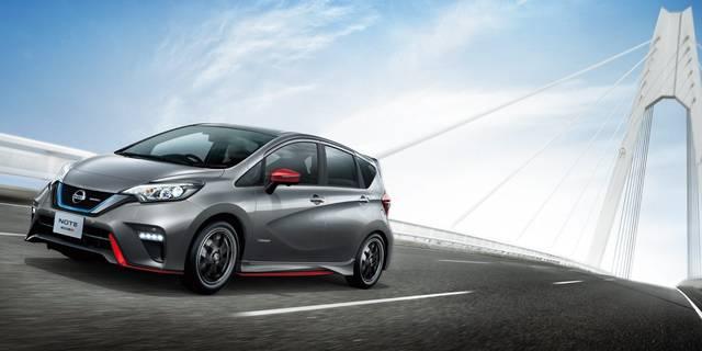 日産:ノート [ NOTE ] 電気自動車 (e-POWER) | NISMO (55334)