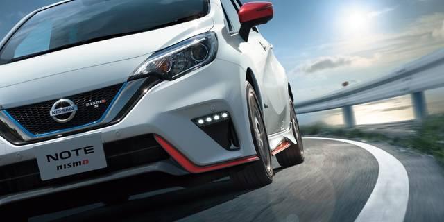 日産:ノート [ NOTE ] 電気自動車 (e-POWER) | NISMO (55337)