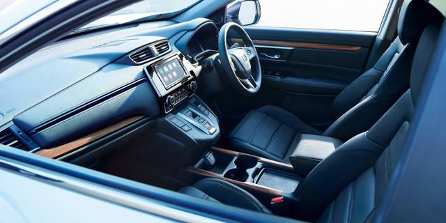 デザイン・カラー|インテリア|CR-V|Honda (55422)