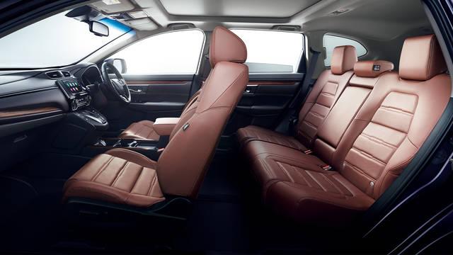 室内空間|インテリア|CR-V|Honda (55428)