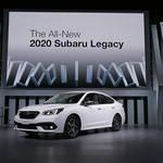 7代目 新型レガシィ 2020年モデルついにお披露目!